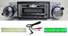 1965 Chevy Chevelle El Camino Malibu Radio Free Aux Cable Stereo 230 **