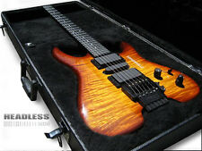 New Steinberger Vintage Style GM & GR Hardshell Case-Deluxe w/ Formfit Interior.