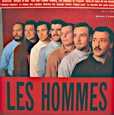 LES HOMMES navarone/les hommes & l'espace/c'etait ecrit LP 25cm DUCRETET VG++