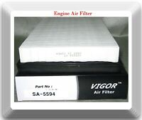 5594 A25594 CA9948 46917 Engine Air Filter Fits Chevrolet Pontiac