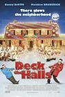 Внешний вид - DECK THE HALLS 27x40 Double-Sided Regular Original Movie Poster Danny Devito