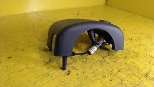 01-07 Dodge Caravan Steering Column Trim Cover Top Navy Blue w Traction Control
