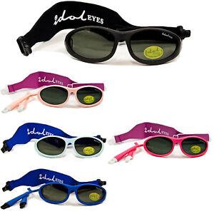 Bomio Baby Sonnenbrille Idol Eyes Kinder Brille Sonnenschutz