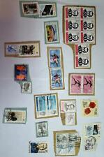 SET Stamps of Poland, about 2500 pcs.