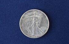 1941 Liberty Walking Silver Half Dollar Brilliant Uncirculated E3876
