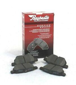 Rear Ceramic Brake Pads For Toyota Corolla 09-11, Matrix Scion TC, Pontiac Vibe