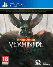 Warhammer: Vermintide 2 - Deluxe Edition PS4 Brand New, Sealed