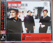 The Living End - Roll On (2000 Japanese 16-Track Promotional Sample CD  Album)