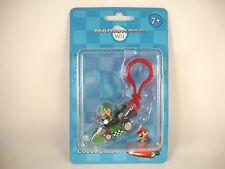 SUPER MARIOKART Wii Porte clé LUIGI KART Keychain Mario Cart