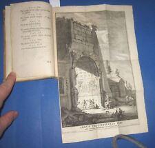 1716 Adriaan Reland, De Spoliis Templi Hierosolymitani in Arcu Titiano Roma.