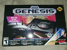 SEGA GENESIS MINI By SEGA Game Console 40 GAMES 30 Anniversary 2019 Brand NEW