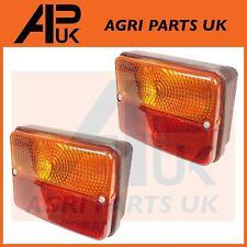 2X Massey Ferguson 230,240,250,253,265,275,290 Tractor Rear Tail Stop Light Lamp