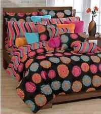 Karin Maki Flower Fantasy Full Size Comforter & Two Pillow Shams