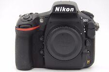 Nikon D810 Fx-Format Digital SLR Camera (solo Corpo)