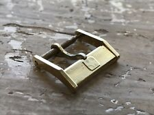 Vintage 14MM Zenith Gold Plated Watch Buckle