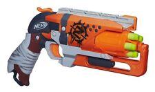 Nerf Zombie Strike Hammershot Blaster Guns Pistol Shot Play Blasting Dart Boys