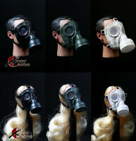 """1/6 Toys Model VINTAGE WW2 MILITARY Germans NAVY Army GAS MASK 12"""" Action Figure"""