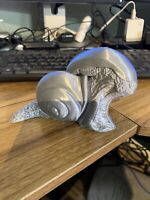 Alien Snail Figurine (3d Printed, about 4 inches) (Alien Movie)