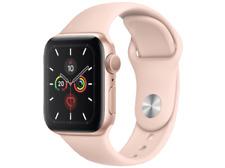 APPLE Watch Series 5 40mm Smartwatch 130 - 200 mm, Armband: Sandrosa