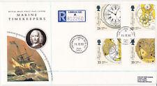1993 Marine Timekeepers - RM - Greenwich CDS