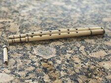 Vintage Chinese Bamboo Flute Bawu Pipe Concert Flute Bau Woodwind Pan