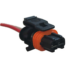 2 Pin Alternator Repair Plug Gmc Gm Vauxhall Opel Wire Pigtail Mure Pl9-Wl