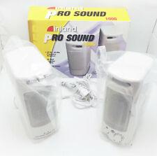 NEW RETAIL Inland Pro Sound 1000 Speaker for PC,MP3,Walkman DVD BluRay Player,TV