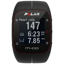 New Polar M400 GPS Smart Sports Watch Black w/ Heart Rate Monitor Black Training