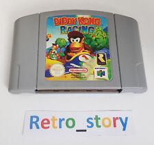 Nintendo 64 N64 - Diddy Kong Racing - PAL