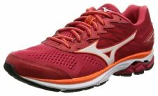 MIZUNO Lady's Running shoes WAVE RIDER 20 J1GD1703 Red X white X orange Size 6