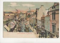 Union Street Plymouth Devon 1906 Postcard 288b