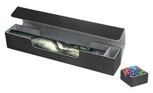 Ultimate Guard - Flip'n'Tray Mat Case Black