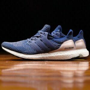 adidas UltraBOOST 3.0 BA8928 Women Running Shoes Sneakers Blue Grey NEW DS 6 US