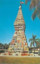 Postcard FL Kissimmee World's Most Unique Monument 1970s