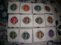 GERMANY OCCUPATION PRIVATE  LOCAL LOT ON HITLER ALL MNH 12 stamps