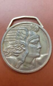 Romania 1st Cls WW2 ORDER Romanian medal AERONAUTICAL VIRTUE PILOT Rumänien GILT