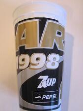 Army Football 1998 souvenir plastic cup Pepsi 7-Up Michie Stadium