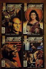 Star Trek The Next Generation Perchance to Dream (2000) #1 2 3 4 - Complete set