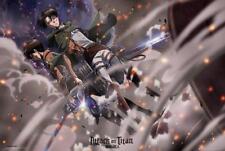 Attack on Titan : Shingeki No Kyojin - Maxi Poster 91.5cm x 61cm new and sealed
