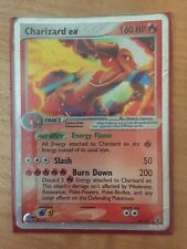 Charizard Ex 105/112 Pokemon Card Holo Fire Red Leaf Green