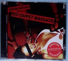 DURAN DURAN RED CARPET MASSACRE CD - 2007 PROMO BRAZIL MEGA RARE