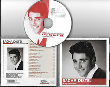 CD 25T SACHA DISTEL TIENS, TIENS, TIENS BEST OF 2009 EXCLU. MARIANNE MELODIE