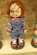 Gemmy Animated Chucky Figure with sound and movement LOOSE B