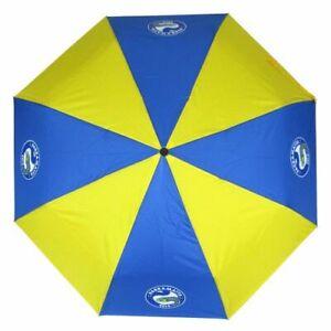 NRL Parramatta Eels Glovebox Small Compact Umbrella - LICENSED GLOVE BOX NEW