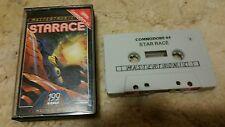 Starace (Star race) Video Game Cassette Commodore 64 C64/C128 💜💜💜 FREE POST