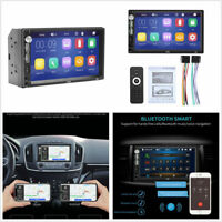 "HD Double 2Din 7"" Car FM MP5 Player Touch Screen Stereo Radio BT Mirror Link IOS"