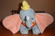 Disney Dumbo Beanbag Plush Just Play Stuffed Animal Toy