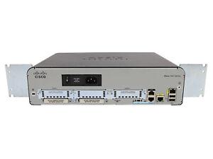 CISCO1941/K9 V05 R L1 Cisco 1941 2Ports 1000Mbits Rails Managed