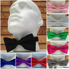 Microfibre Ties for Men's Bow Ties