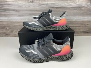 Men's Adidas ULTRA 4D 5.0 Grey Five | size 11.5 | G58161 Free Shipping NWB